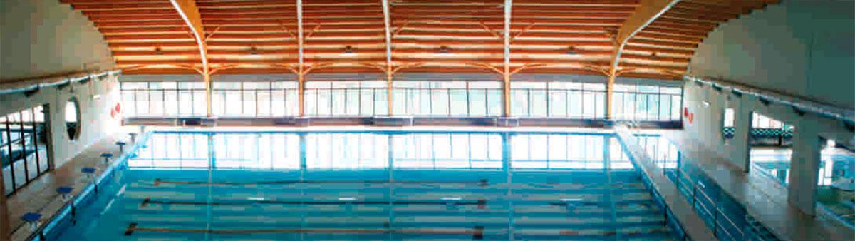 Centro Municipal Acuático y Deportivo