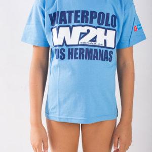 Camiseta W2H Fundación Vicente Ferrer