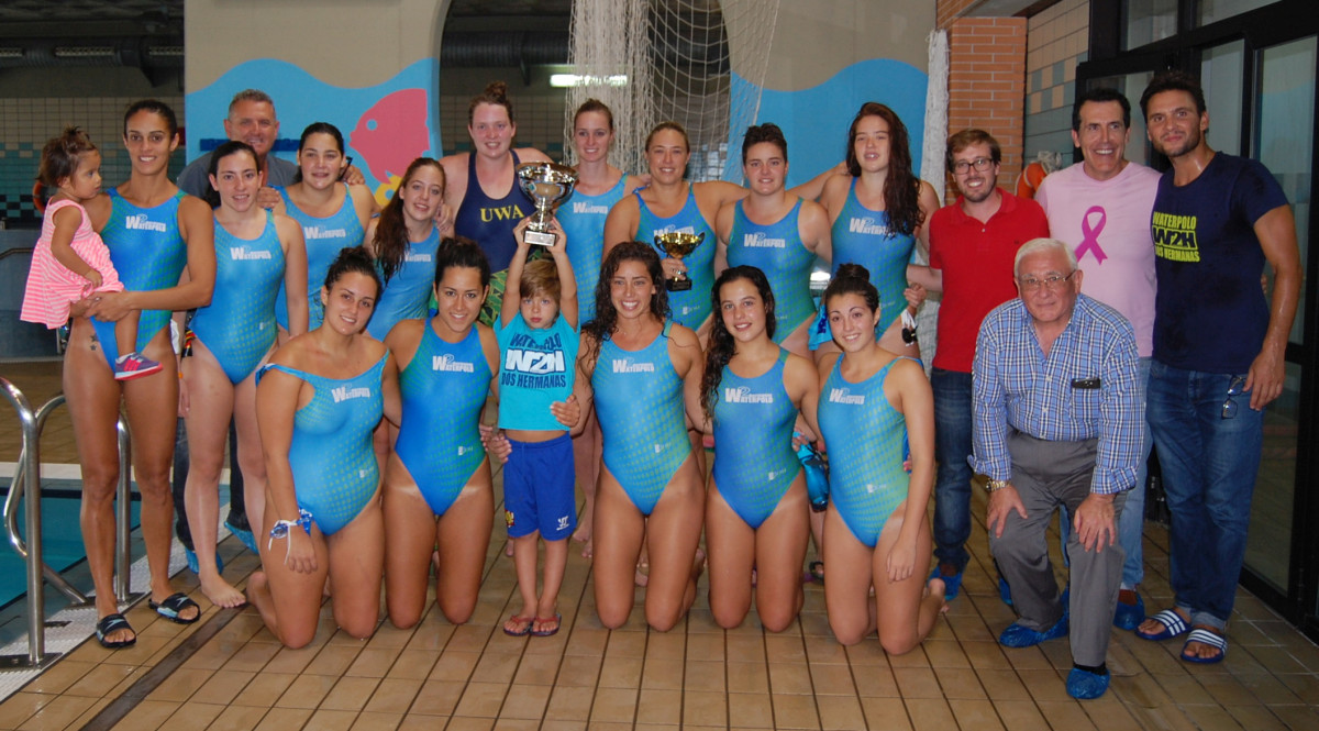 S nior femenino club waterpolo dos hermanas - Empresas en dos hermanas ...