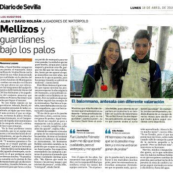 Diario de Sevilla 2016-04-23 HnosRoldán