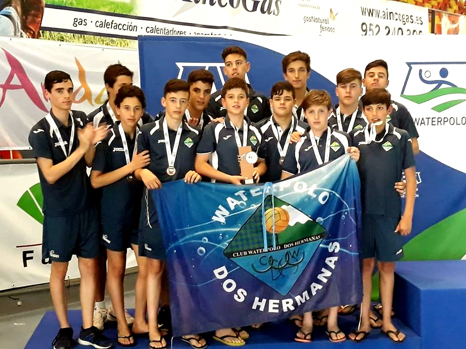 Podio regional y pasaporte para el Campeonato de España cadete para el C.W. Dos Hermanas