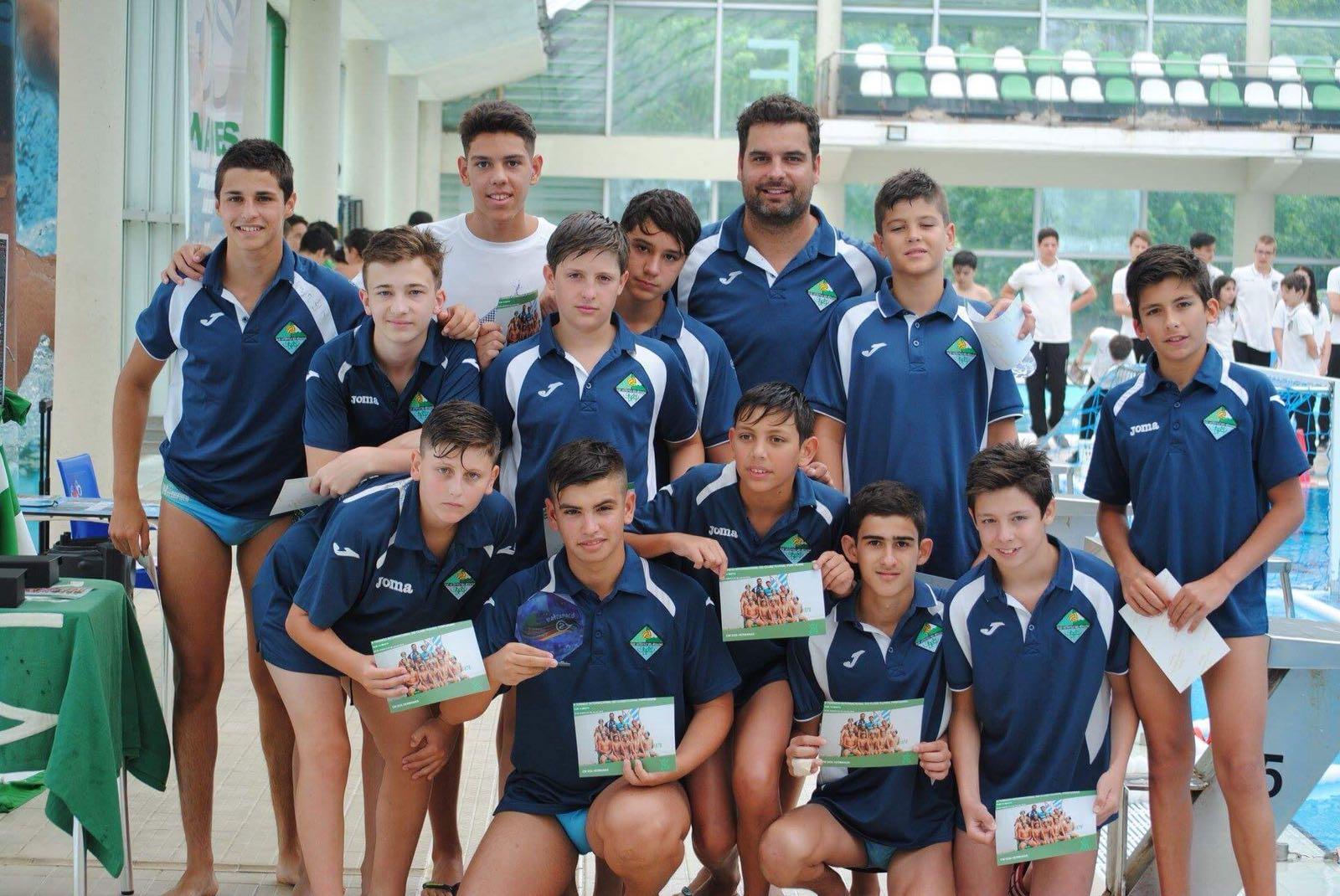 Subtítulo en el Torneo Internacional de Oporto y debut histórico en el Nacional infantil