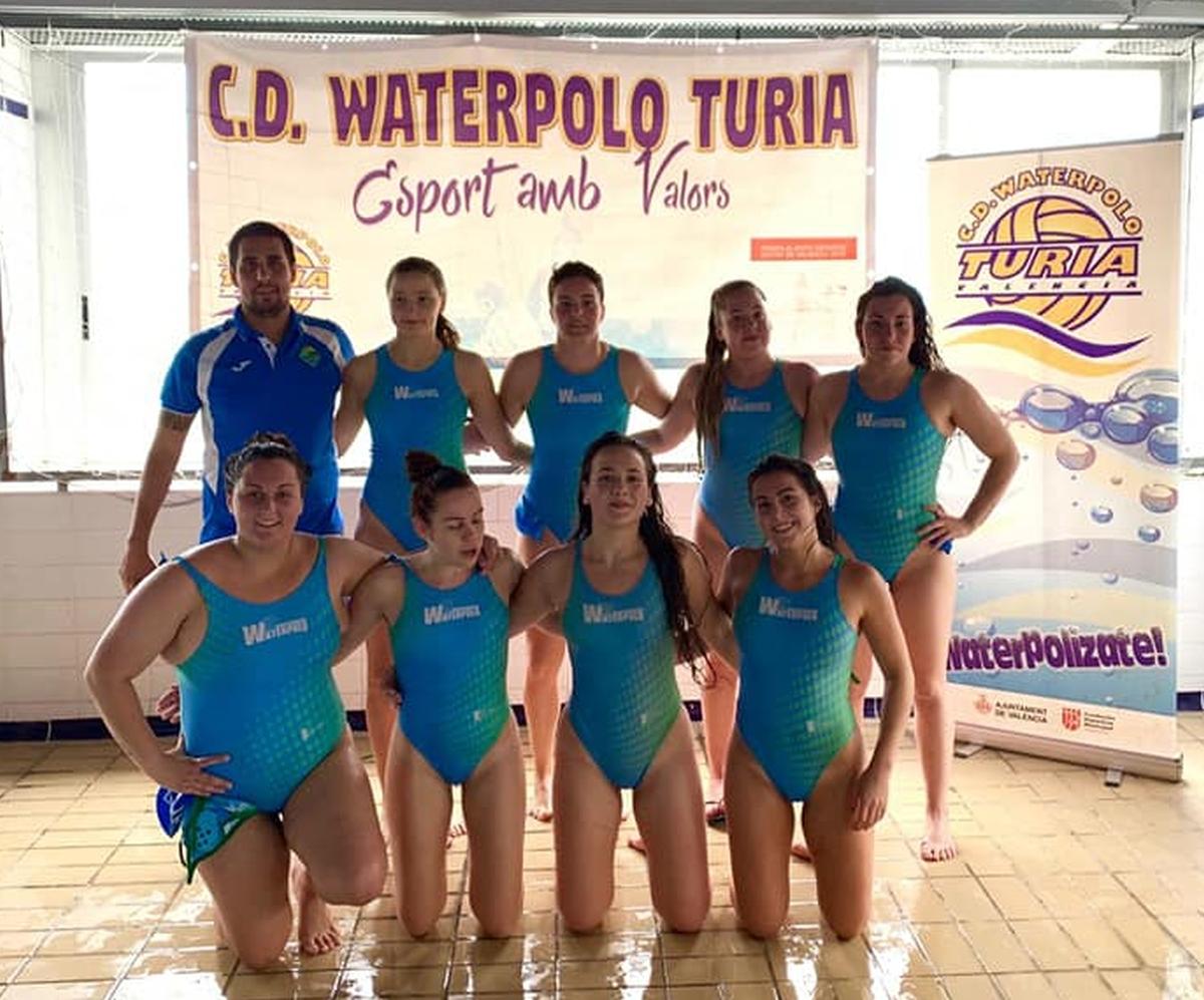 El Torneo Bavaria de waterpolo femenino, para el C.W. Dos Hermanas