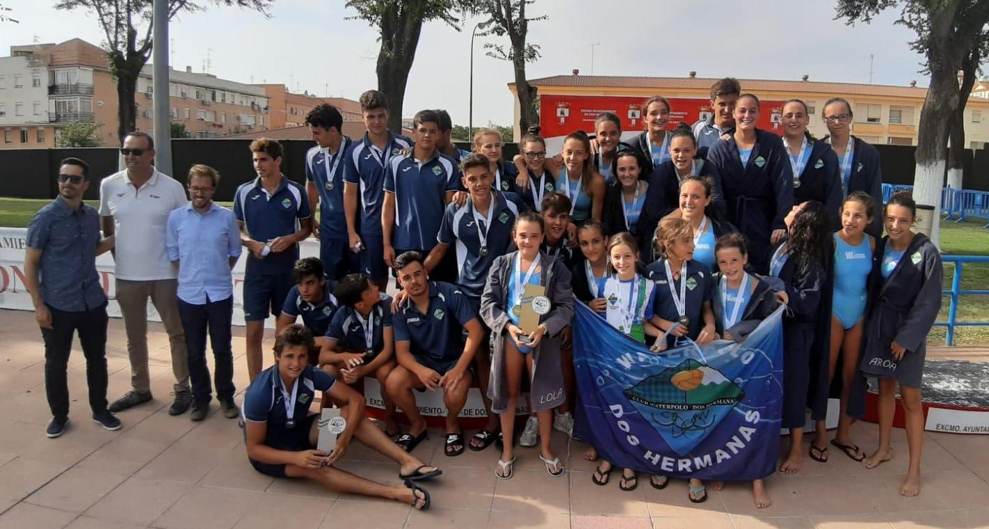 El Trofeo FAN vuelve a distinguir al C.W. Dos Hermanas
