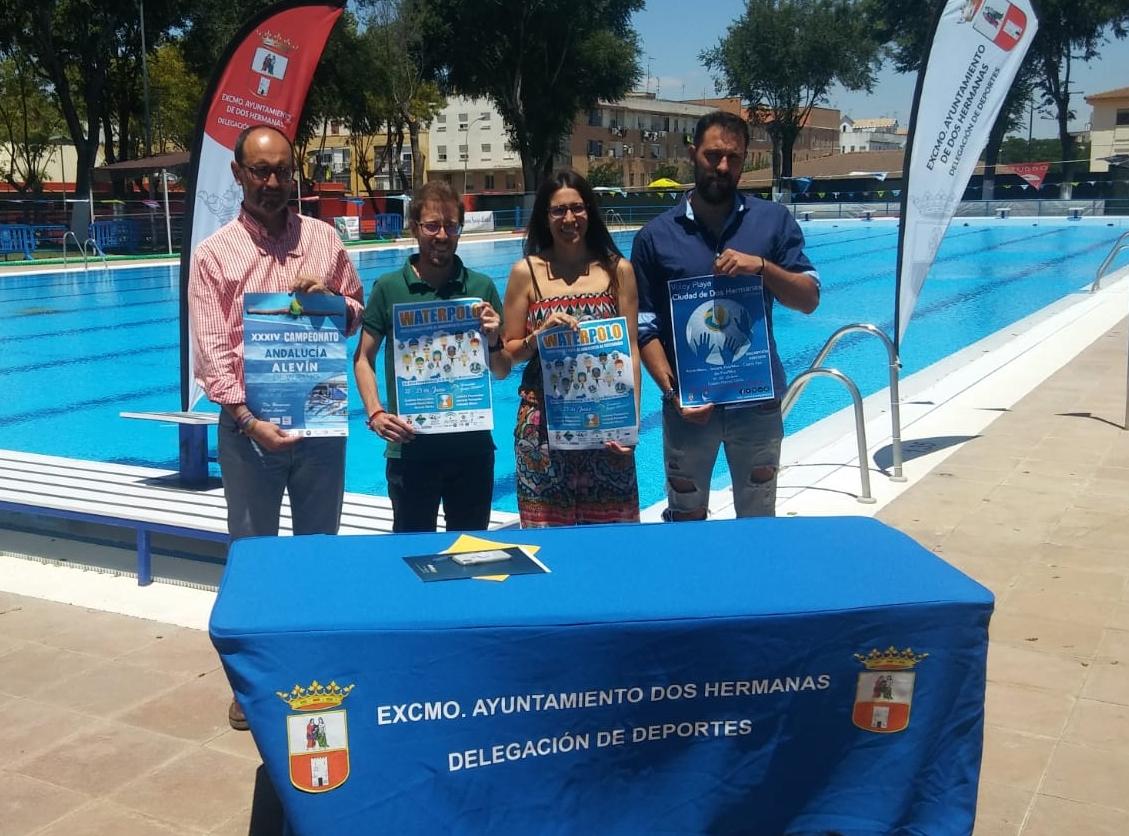 El C.W. Dos Hermanas, anfitrión en Los Montecillos del cierre de la temporada andaluza